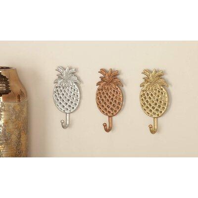 Pineapple Wall Hooks