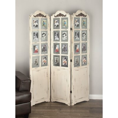 Photo 3 Panel Room Divider