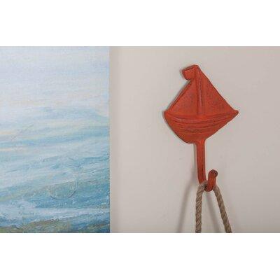 Sailboat Wall Hooks