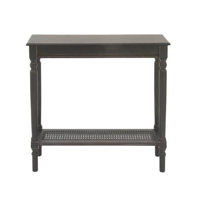 Console Table Color: Antique Black