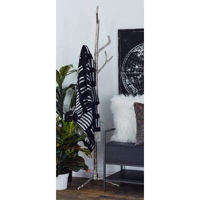 Aluminum Coat Rack