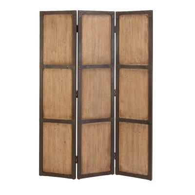3 Panel Room Divider