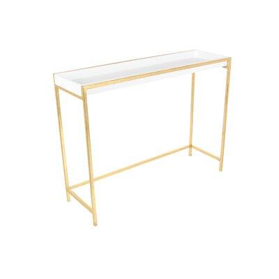 "2 Piece Nesting Tables Size: 32"" H x 40"" W x 14"" D"
