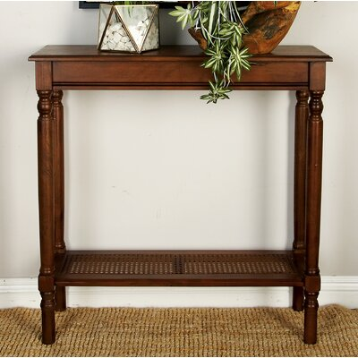 Console Table Color: Cherry