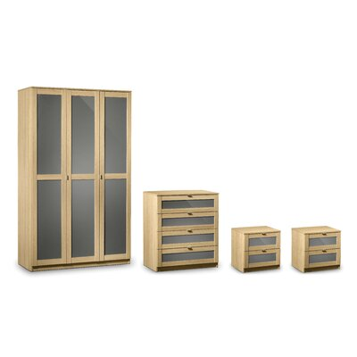 All Home Chiswick Bedroom Set