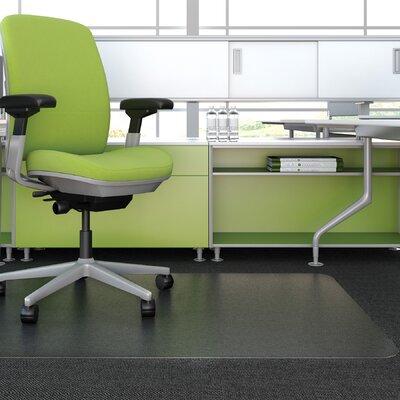 EnvironMat Low Pile Straight Edge Chair Mat