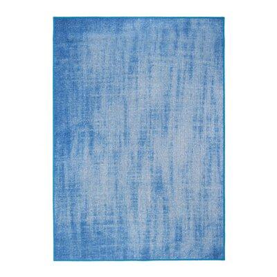 Andiamo Teppich Fashion in Blau