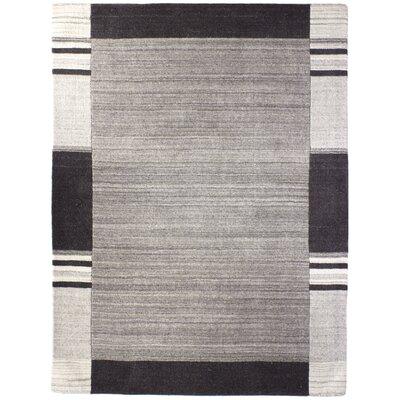 Luxor Living Handgetufteter Teppich Poona in Grau
