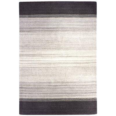 Luxor Living Handgefertigter Teppich Poona in Grau