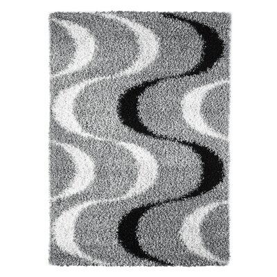 Luxor Living Handgetufteter Teppich Faenza in Grau