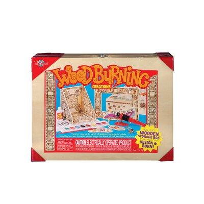 Woodburning Creation Kit