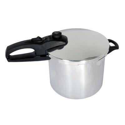Pressure Cooker Size: 8 Qt.