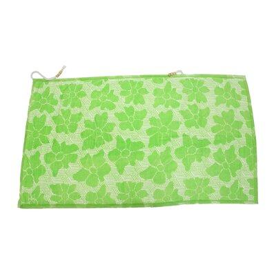 Embrace Casmus 100% Cotton Beach Towel Color: Green