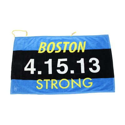 Embrace Boston Strong 100% Cotton Beach Towel