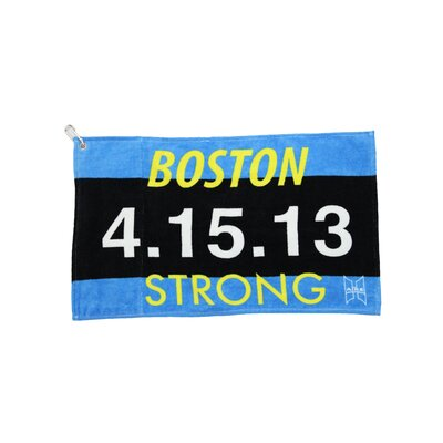 Embrace Boston Strong 100% Cotton Hand Towel