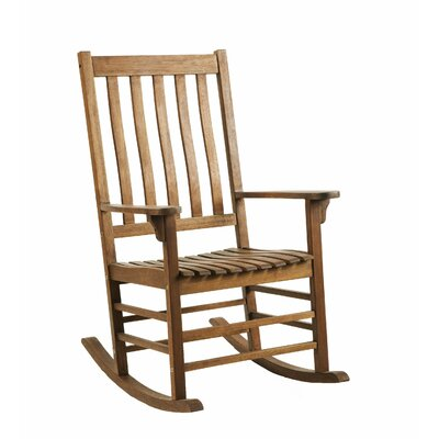 Rocking Chair Frame Color: Natural