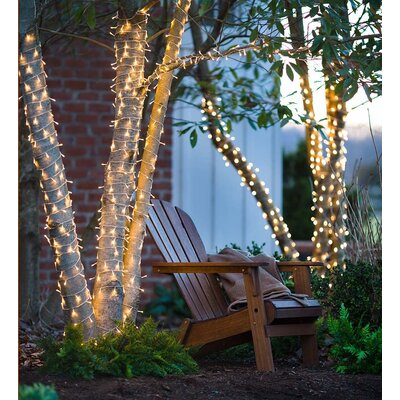 Multifunction Twinkle LED on Wire Battery Operated 368 Light String Lights