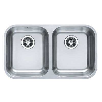 Alveus Alveus Duo 30  75.2cm x 44cm Kitchen Sink
