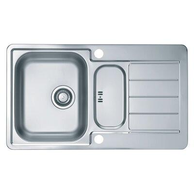 Alveus Alveus Line 30  86 cm x 50 cm Kitchen Sink