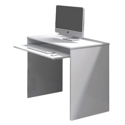 Home Etc Taurus Computer Desk with Keyboard Tray