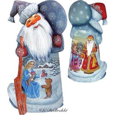 Masterpiece Winter Story Figurine