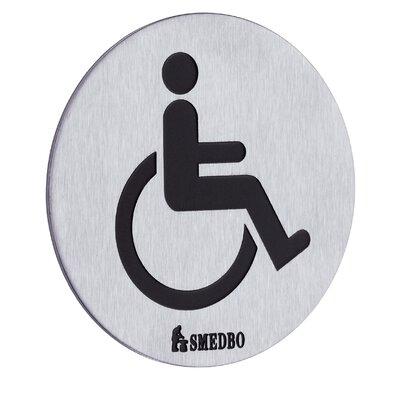 Restroom Handicapped Sign