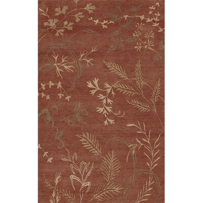 Surya Sonora Red Floral Area Rug