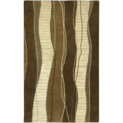Surya Mugal Brown Area Rug