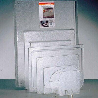 GSD 52 cm x 28 cm Verkaufsständer für Schneidbretter