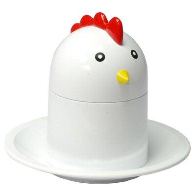 GSD 10 cm Eierköpfer mit 4 Eierbechern