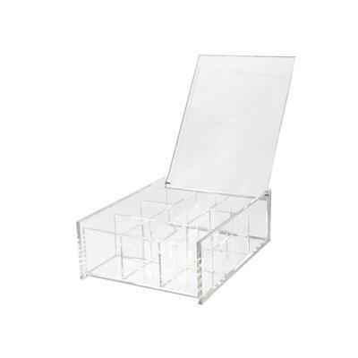 Leopold Vienna 20 cm x 27 cm Teebeutel Box
