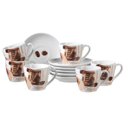 Josef Mäser GmbH Espressotassen-Set Latte Macchiato
