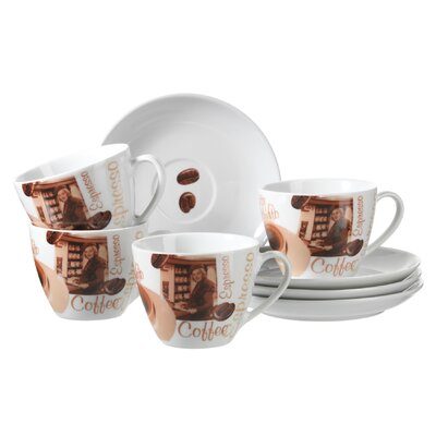 Josef Mäser GmbH Cappuccinotassen-Set Latte Macchiato