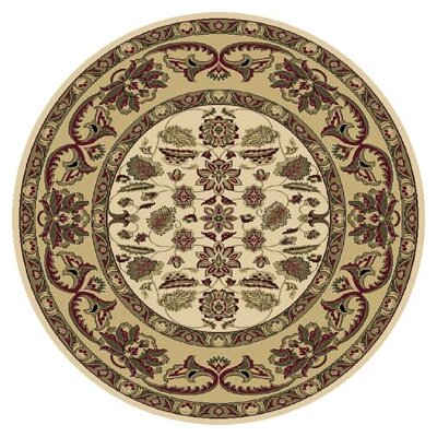 Dynamic Rugs Conway Ivory / Brown Area Rug