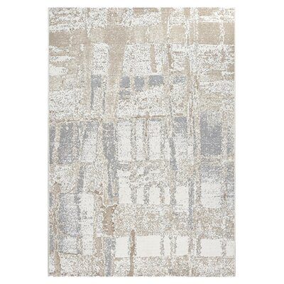 Dynamic Rugs Mysterio Ivory Area Rug