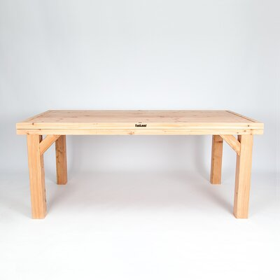 Fat Leaf Cathedral Dining Table