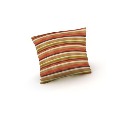dCOR design Throw Pillow
