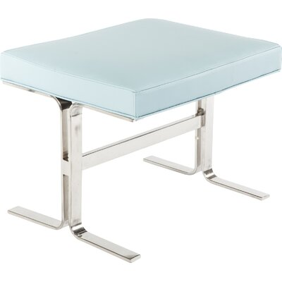 Arendal Stool Color: Blue