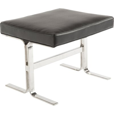 Arendal Stool Color: Black