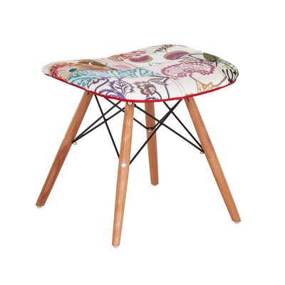 Bergenfield Accent Stool