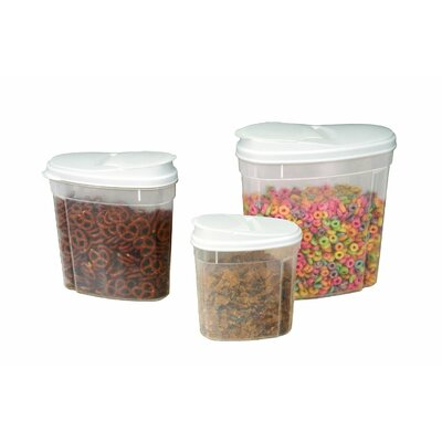 Single Cereal and Dry Cereal Dispenser