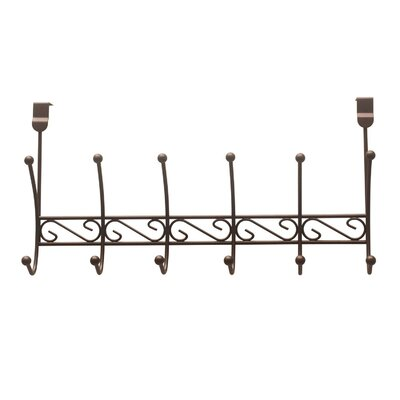Chapin Wall Mounted Coat Rack