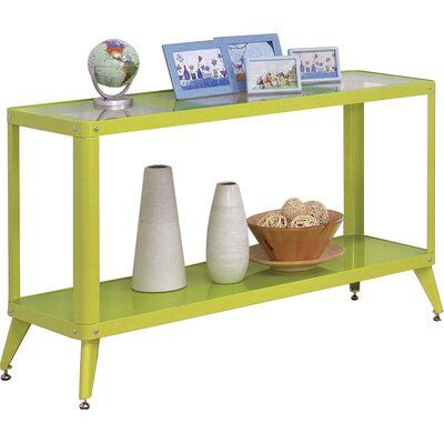 Timycha Console Table Color: Apple Green