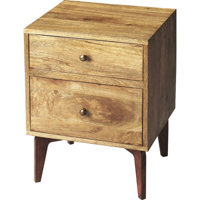 Basilius 2 Drawer Accent chest