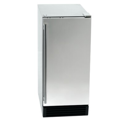 15-inch 3.2 cu. ft. Undercounter Compact Refrigerator