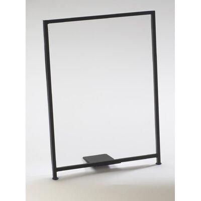 "Frame Card Holder Size: 2"" H x 3.5"" W x 1"" D"