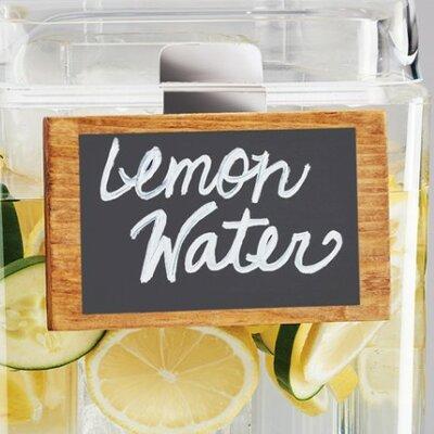 Beverage Display Sign (Set of 3)
