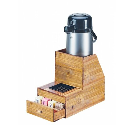Airpot Stand with Drawer