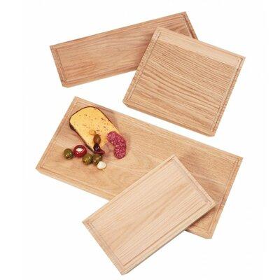 Oak Burger Board (Set of 3)