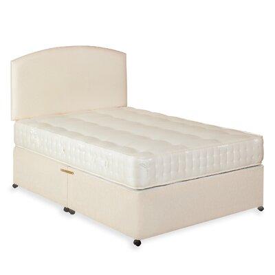 Alba Beds Washington Pocket Sprung 1200 Divan Bed